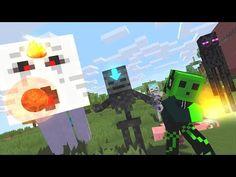 MONSTER SCHOOL | ELEMENTS BENDING CHALLENGE - Minecraft Animation - YouTube Monster School, Bending, Minecraft, Mystery, Challenges, Animation, Youtube, Art, Art Background
