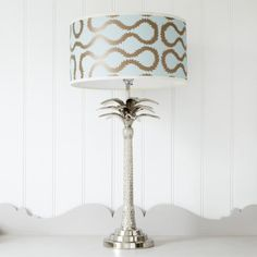 Palm Tree Lamp | Lighting | Graham and Green