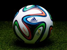 A brief history of World Cup soccer balls