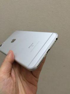 iPhone 6s Plus 64GB Silver lock Mỹ LL/A đẹp 999% nguyên zin