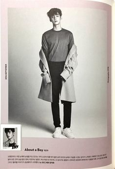 Cha Eunwoo @ Ceci magazine October issue