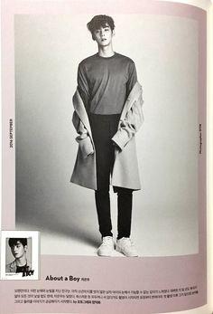 Cha Eunwoo @ Ceci magazine October issue