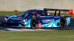 2015 Corvette Daytona Prototype gets Stingrayed