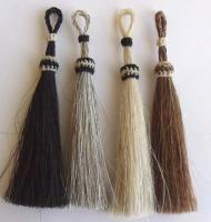 horse hair tassels