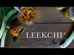 Watch: How to Make Leekchi From Garden to Plate - Eater Kimchi, Col China, Kitchen Vignettes, Pbs Food, English Food, Fermented Foods, Special Recipes, Stuffed Hot Peppers, Appetizer Recipes