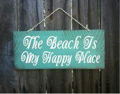 Beach is Always My Happy Place