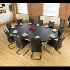 Dining Room Tables That Seat 1012  Best Color Furniture For You Amusing Dining Room Tables That Seat 10 Design Decoration