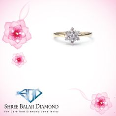 Show off your sense of style with this stunning diamond ring.