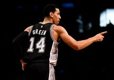 The Persistence of Danny Green | San Antonio Spurs