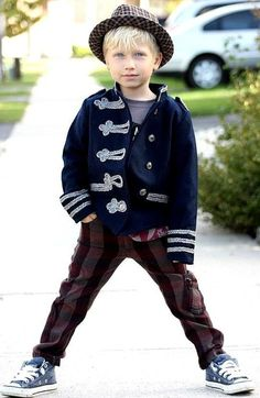 Kid Style - swag