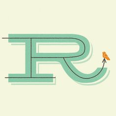 cute typography