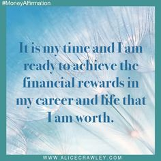 Money Affirmations | Law of Attraction