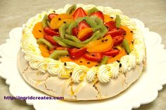 A tropical pavlova is a great way to treat yourself this Australia Day, this dessert is well presented with colourful, refreshing tropical fruit topped on top of a sweet sugary base that will melt in your mouth.