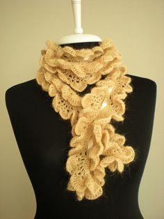Oversized Merino Wool Scarf - Blomma by VIDA VIDA X3SqDqC