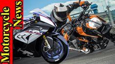 EICMA 2016 - Previews from KTM, BMW and KAWASAKI | Motorcycle News