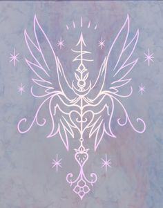 The Mystic Mire — The Mark of Lazea A sigil to bestow divine beauty Sigil Magic, Magic Symbols, Celtic Symbols, Wiccan, Magick, Pagan, Witch Tattoo, Desenho Tattoo, Magic Circle