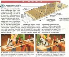 #3183 Circular Saw Crosscut Guide - Circular Saw
