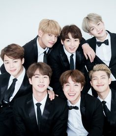 BTS anniversary picture