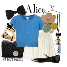 I think I'm going to need this as well.  Alice, created by lalakay on Polyvore.