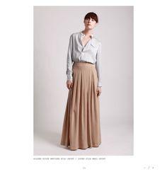 maxi skirts -always