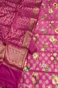 Mysore Silk Saree, Silk Sarees, Occasion Wear, Homemaking, Suits, Pink, How To Wear, Dresses, Fashion