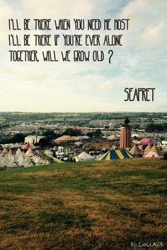 #Seafret #Glastonbury #BeThere