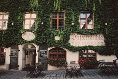 Munich by pearled, via Flickr