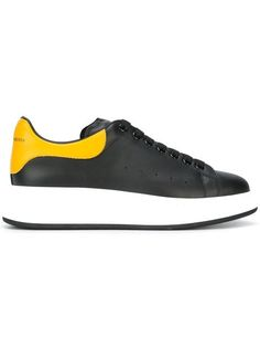 ALEXANDER MCQUEEN extended sole sneakers. #alexandermcqueen #shoes #sneakers Leather Sneakers, Shoes Sneakers, Alexander Mcqueen, Mcqueen, Low Key, Sole, Toe Shoes, Sneakers