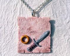 The Hobbit necklace