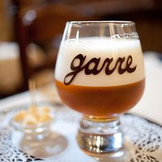 Staminee De Garre House Beer (the best in town)  Town? Ha!   The best in the WORLD!