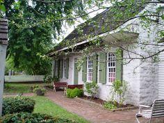 The Van der Ende-Onderdonk House