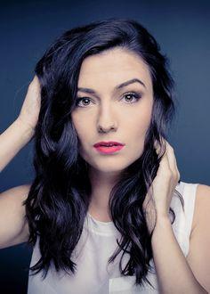 Natasha Negovanlis as Red Riding Hood