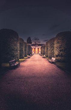Orangery || Kensington Palace