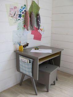 zona de estudio niños 6 10 Ideas para organizar y decorar la zona de estudio de los niños