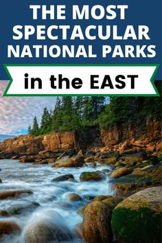The 10 must see National Parks on the East Coast – Travels With The Crew Everglades City, Everglades National Park, Shenandoah National Park, Smoky Mountain National Park, Zion National Park, National Parks, East Coast Travel, Us Destinations, Travel Usa