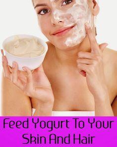 Is yogurt good for face? how to make plain yogurt facial? Benefits of yogurt on your face, effects of yogurt. greek yogurt face mask recipe for dry skin. Best Beauty Tips, Beauty Hacks, Diy Beauty, Beauty Advice, Beauty Ideas, Beauty Makeup, Pimple Mask, Pimples, Yogurt Face Mask