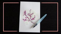 I try to spend my cheap watercolor materials, so today I decided to paint some Sakura with techniques for beginners. We must support ourselves in this quaran. Watercolor, Make It Yourself, Easy, Blog, Painting, Pen And Wash, Watercolor Painting, Painting Art, Watercolour