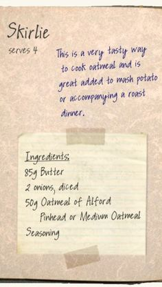 Oatmeal of Alford for Mealy Pudding from Aberdeen Scotland Aberdeen Scotland, Roast Dinner, Sweet Recipes, Mashed Potatoes, Irish, Oatmeal, Food And Drink, Pudding, Tasty