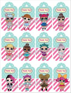 free lol surprise birthday printables free - Saferbrowser Yahoo Image Search Results - JUST FASHION