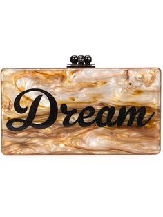 Edie Parker 'Jean Dream' Clutch.