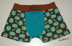 BoB: Boxerky od Budilky - Fotonávod - Budilka Unisex Baby, Sewing For Kids, Baby Dress, Boxer, Gym Shorts Womens, Babies, Dresses, Fashion, Dressmaking