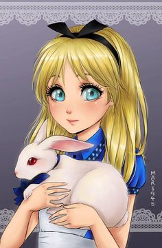 Disney Girls Drawn in Anime Style http://geekxgirls.com/article.php?ID=6582