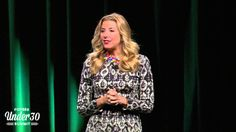 Sara Blakely fashioned the packaging for her Spanx products, based on what would entice her to buy it as a gift.