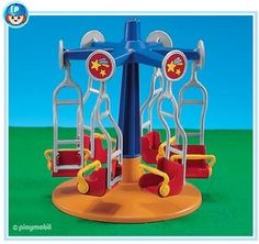 Amazon.com: Playmobil Kids Carousel: Toys & Games
