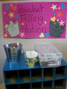How Full Is Your Bucket Classroom Management - Raise A Boy