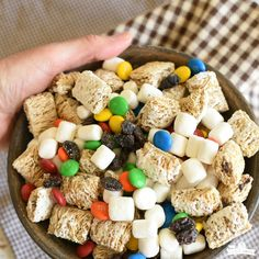 This S'mores Trail Mix post  has been compensated by Collective Bias, Inc. and Post Cereal. As always all opinions are mine alone! #CollectiveBias #BorntoShred #ShredTheDay Some families were…