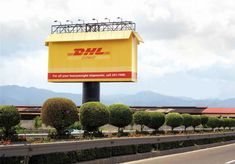 DHL: For all your heavyweight shipments