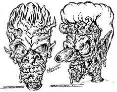 beavis and butthead sketch by Rob Zombie