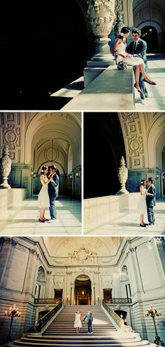 San Francisco City Hall - Engagement pictures?