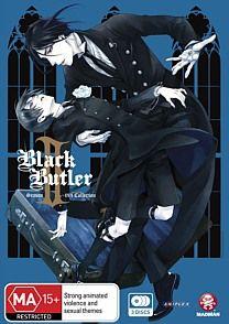 - Black Butler Ii (Kuroshitsuji Ii) Season 2 + Ova Collection When last we saw dear Sebastian, he was poised to feast on the ripened soul of his young master.